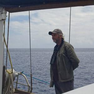 Robert L. Flood et l'observation de l'Océanite de Wilson au large des îles Scilly