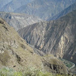 Voyage nature et culture au Pérou du 27 novembre au 12 décembre   2005