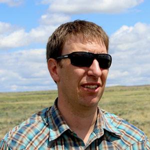 James Barnett et l'American Prairie Reserve