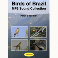 Birds of Brazil 2.0 (MP3 DVD)
