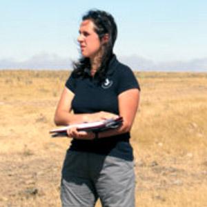 Rita Alcazar et la protection des oiseaux steppiques dans l'Alentejo (Portugal)