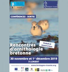 8e édition des Rencontres d'ornithologie bretonne