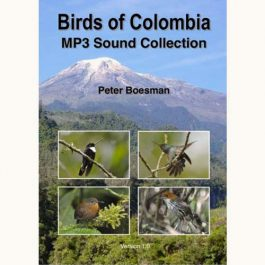 Birds of Colombia (MP3 DVD)