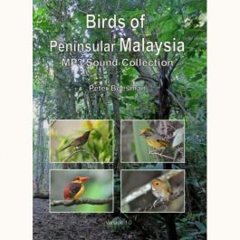 Birds of Peninsular Malaysia (MP3 DVD)