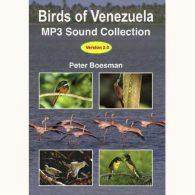 Birds of Venezuela 2.0 (MP3 DVD)