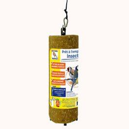Cylindre de graisse végétale aux insectes pour oiseaux (prêt à l'emploi)