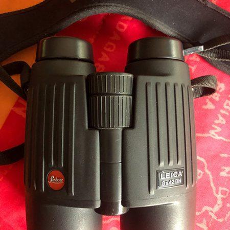 Vends jumelles Leica Trinovid 8×42 BN
