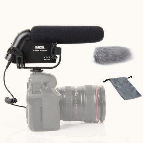 Microphone Boya BY-VM190 pour appareil photo reflex