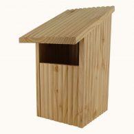 Nichoir semi-ouvert en bois Le Refuge pour oiseaux