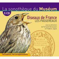 Les oiseaux de France, les passereaux (5 CDs)