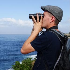 Sylvain Reyt : des croisières pour observer les oiseaux marins et les cétacés en Bretagne
