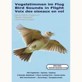 Voix des oiseaux en vol (MP3 CD)